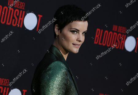 Stock Picture of Jaimie Alexander