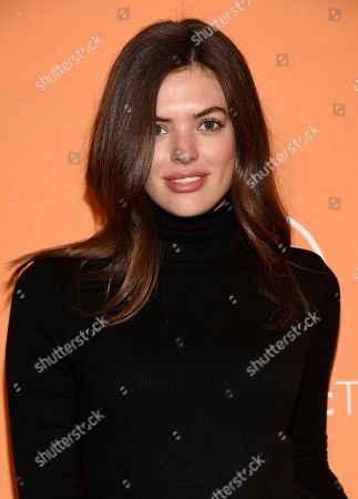 Editorial picture of Montblanc Headphones Launch Party, New York, USA - 10 Mar 2020