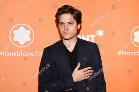 Editorial photo of Montblanc Headphones Launch Party, New York, USA - 10 Mar 2020