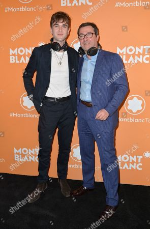 Editorial picture of Montblanc MB 01 Smart Headphones & Summit 2+ Launch Party, New York, USA - 10 Mar 2020