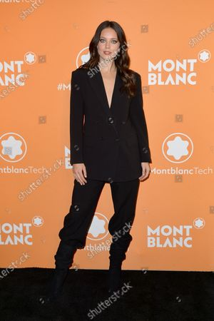 Editorial image of Montblanc MB 01 Smart Headphones & Summit 2+ Launch Party, New York, USA - 10 Mar 2020