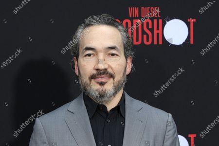 Stock Image of Steve Jablonsky arrives for the premiere of the movie 'Bloodshot' at the Regency Village Theater in Westwood, Los Angeles, California, USA, 10 March 2020. The movie opens in theaters in the USA on 13 March 2020.