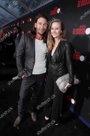 Editorial picture of World Premiere of Columbia Pictures' BLOODSHOT, Los Angeles, CA, USA - 10 Mar 2020
