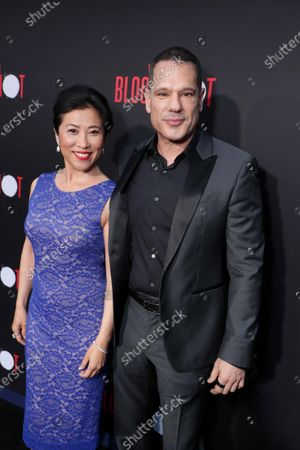 Editorial photo of World Premiere of Columbia Pictures' BLOODSHOT, Los Angeles, CA, USA - 10 Mar 2020