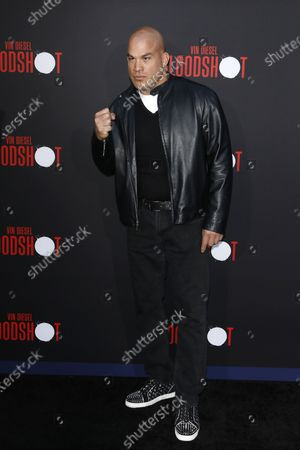 Editorial photo of Movie Premiere of Bloodshot in Los Angeles, USA - 10 Mar 2020
