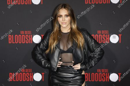 Editorial picture of Movie Premiere of Bloodshot in Los Angeles, USA - 10 Mar 2020