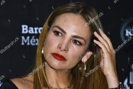 Editorial photo of 'Invencibles' play press conference, Mexico City, Mexico - 10 Mar 2020