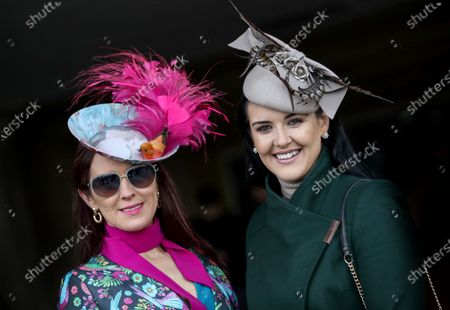 Linda O'Donnell from Clare and Maria Murray from Silgo