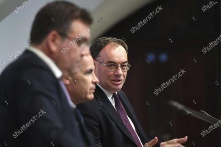 Editorial photo of Economy Virus Outbreak, London, United Kingdom - 11 Mar 2020