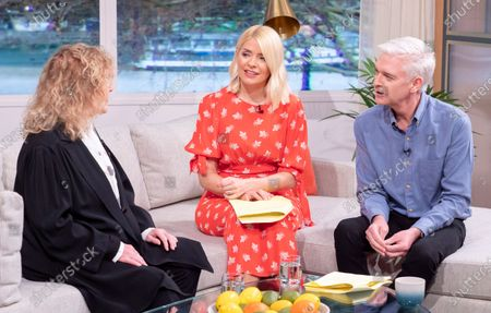 Editorial image of 'This Morning' TV show, London, UK - 11 Mar 2020