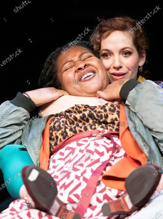 Editorial photo of 'Shoe Lady' Play by E. V. Crowe performed at the Royal Court Theatre, London, UK - 09 Mar 2020