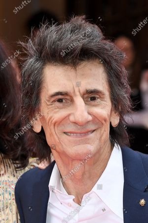 Stock Photo of Ronnie Wood