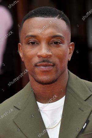 Stock Image of Ashley Walters