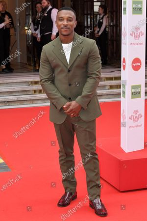 Stock Photo of Ashley Walters