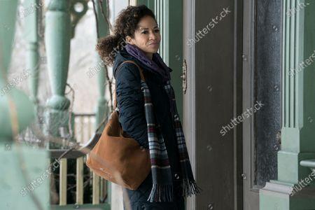 Sherri Saum as Ellie Whedon