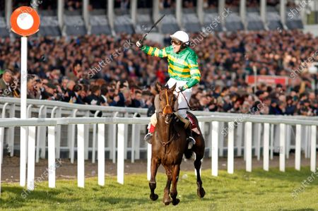 Editorial picture of Horse Racing - 11 Mar 2020