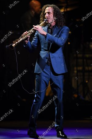 Stock Picture of Kenny G