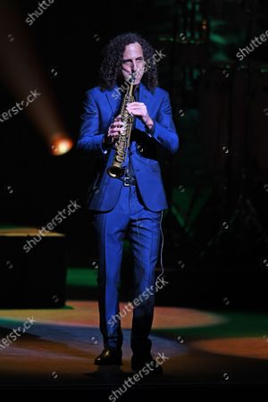 Stock Photo of Kenny G