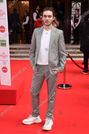 Stock Image of George Shelley