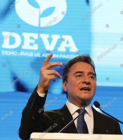 Editorial image of Politics, Ankara, Turkey - 11 Mar 2020