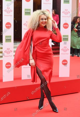 Editorial picture of Prince's Trust Awards, London, United Kingdom - 11 Mar 2020