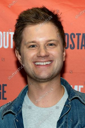 Editorial picture of 'Take Me Out' Broadway play photocall, New York, USA - 11 Mar 2020