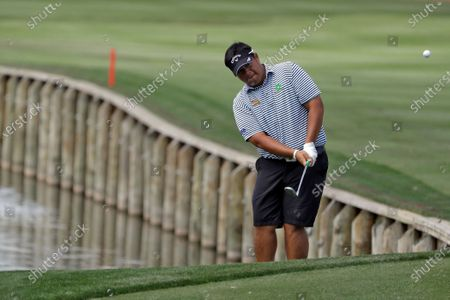Editorial photo of Players Championship Golf, Ponte Vedra Beach, United States - 11 Mar 2020