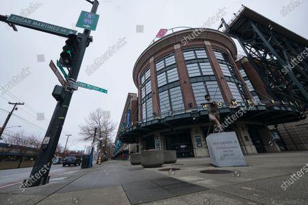 Editorial photo of Virus Outbreak- Sports Baseball, Seattle, United States - 11 Mar 2020