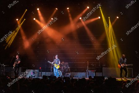 Stock Image of Support act Travis Denning