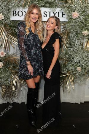 Stock Image of EXCLUSIVE - Tori Praver and Kaitlynn Carter