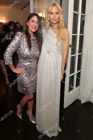Soleil Moon Frye and Rachel Zoe