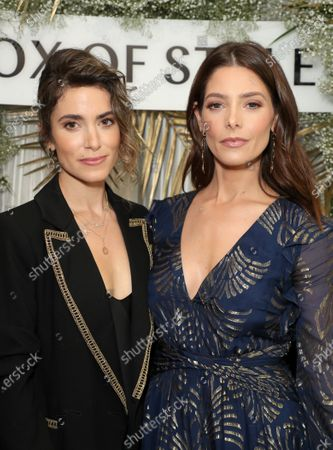 EXCLUSIVE - Nikki Reed and Ashley Greene
