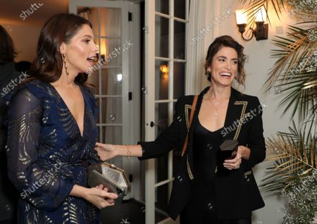EXCLUSIVE - Ashley Greene and Nikki Reed