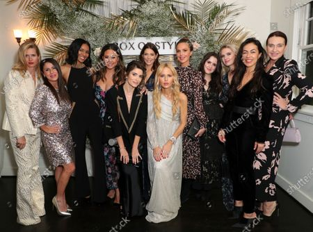 EXCLUSIVE - Tara Zamir, Soleil Moon Frye, Lizzy Mathis, Vanessa Minnillo, Nikki Reed, Ashley Greene, Rachel Zoe, Arielle Kebbel, Laura Marano, Claudia Lee, Amina Belouizdad and Anna Schafer