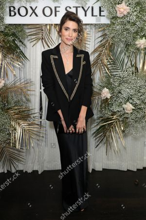 Editorial image of Rachel Zoe Collection and Box of Style Spring Event with Tanqueray, Los Angeles, USA - 11 Mar 2020