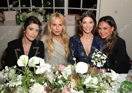 Stock Picture of EXCLUSIVE - Nikki Reed, Rachel Zoe, Ashley Greene and Vanessa Minnillo