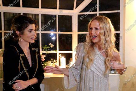 EXCLUSIVE - Nikki Reed and Rachel Zoe