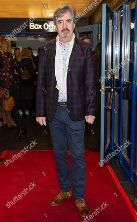 Editorial photo of 'On Blueberry Hill' play press night, Trafalgar Studios, London, UK - 11 Mar 2020