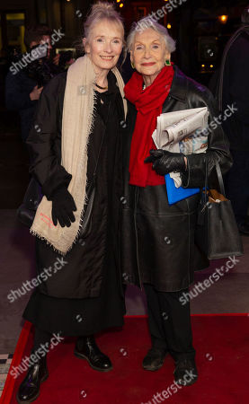 Lindsay Duncan and Dame Sian Phillips