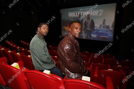 Noel Clarke and Ashley Walters