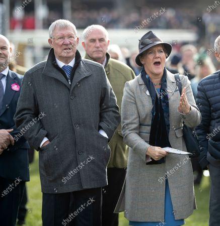 Editorial image of Cheltenham Festival, Horse Racing, UK - 11 Mar 2020