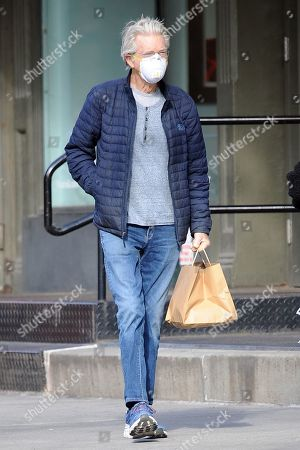 Editorial photo of Phil Lesh out and about, New York, USA - 11 Mar 2020
