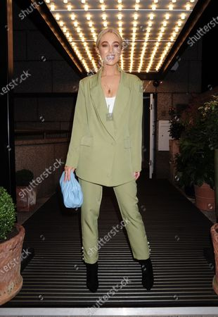 Editorial image of Victoria's Secret After Party, London, UK - 11 Mar 2020