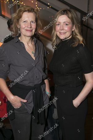 Anastasia Hille and Rachel O'Riordan (Director)