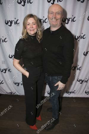 Editorial image of 'Love Love Love' play, After Party, London, UK - 11 Mar 2020
