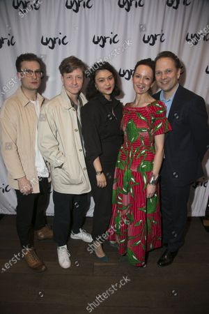 Editorial picture of 'Love Love Love' play, After Party, London, UK - 11 Mar 2020