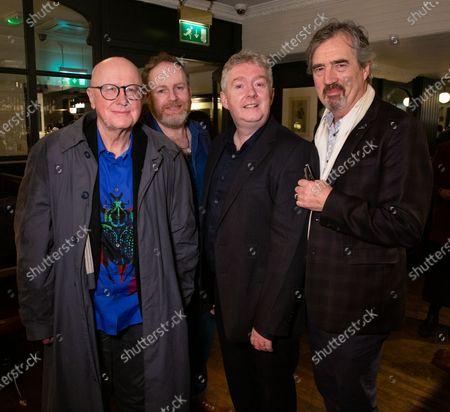 Editorial image of 'On Blueberry Hill' play press night, Trafalgar Studios, London, UK - 11 Mar 2020