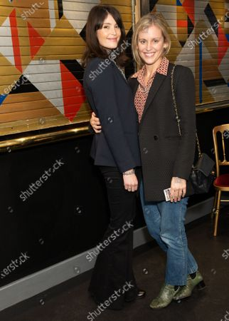 Gemma Arterton and Denise Gough