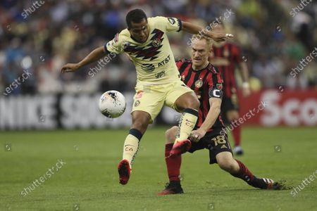 Editorial image of US CONCACAF Champions League, Mexico City, Mexico - 11 Mar 2020
