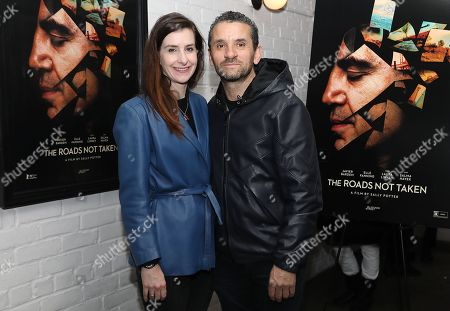 Editorial picture of 'The Roads Not Taken' film special screening, New York, USA - 11 Mar 2020